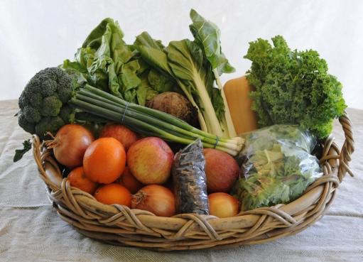 Organic Co-op Box